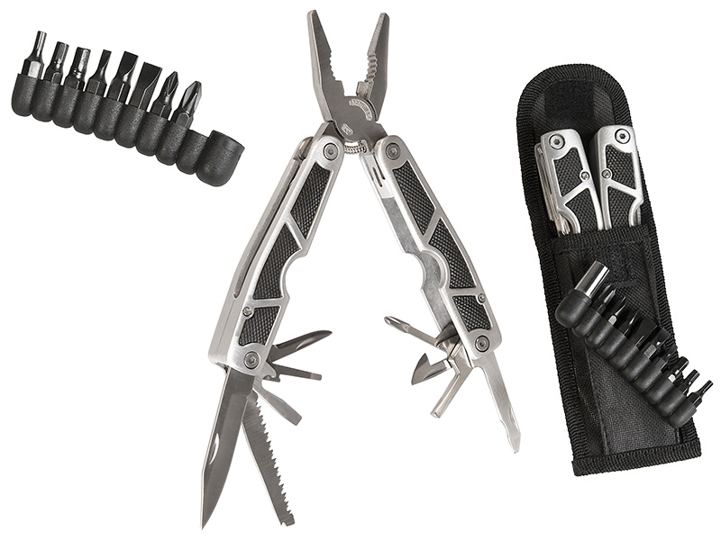 Multitool TRACER Adventure TA001 25w1