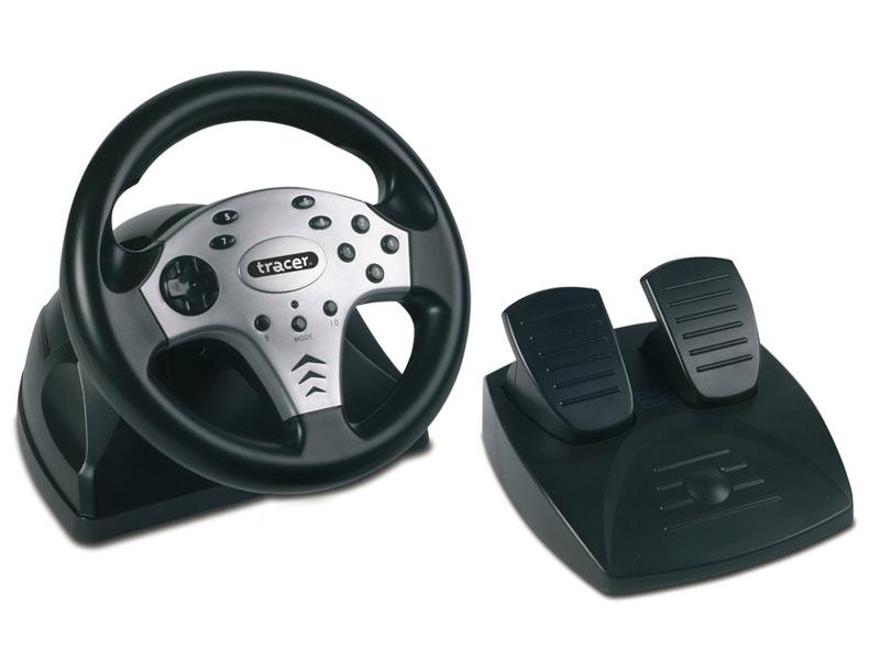 STEROWNIKI DO KIEROWNICY TRACER SPEED DRIVER UPDATE